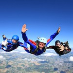 Inititatie parachutesprong